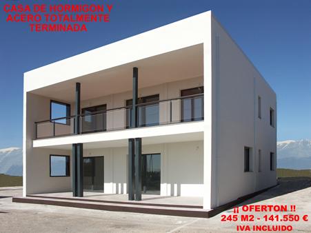 Viviendas roca precios de casas prefabricadas ofertas for Casas minimalistas planos